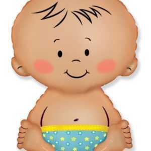 Фигура, Малыша мальчика, 66см